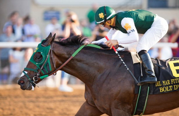Bolt d'Oro Kentucky Derby Betting Odds