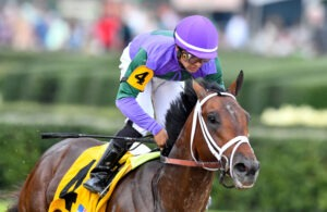 Magnum Moon Kentucky Derby Betting Favorite 2018